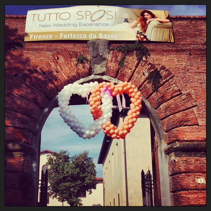 Barbara, wedding planner di Torino visita la fiera di Firenze