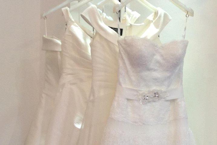 L'abito da sposa – la scollatura
