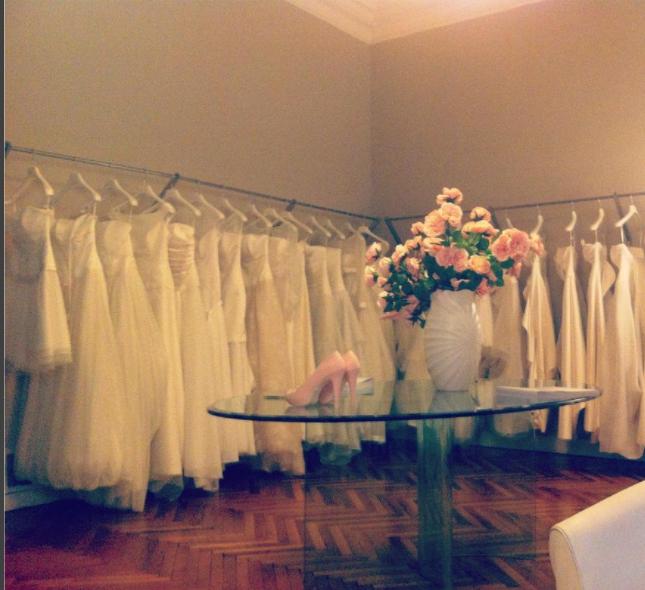Come organizzare la prima prova dell'abito da sposa