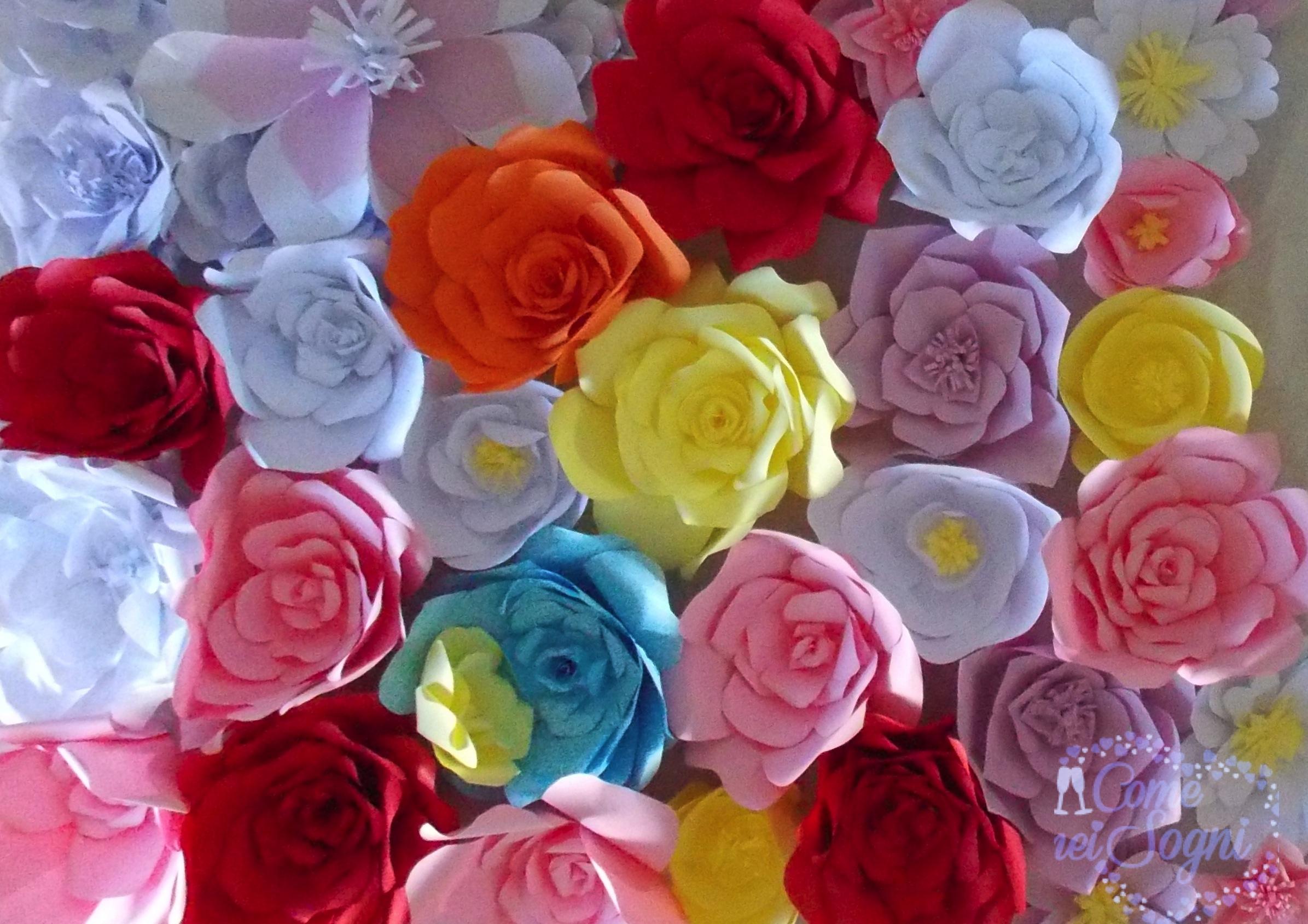 Recensione Corso Paper Flowers