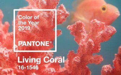Colori Pantone 2019