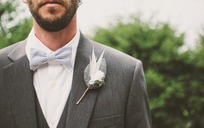 Il vezzo dello sposo: La barba.