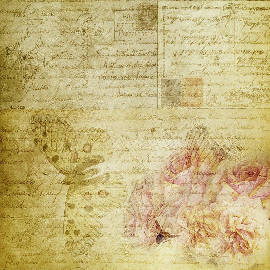 Lettera d'amore scritta a mano
